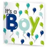 Unieke geboortekaartjes jongens